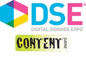 DSE Calls for Digital Signage Content Award Entries
