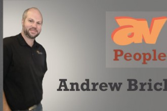 AV People: Andrew Brickman of Logic Integration
