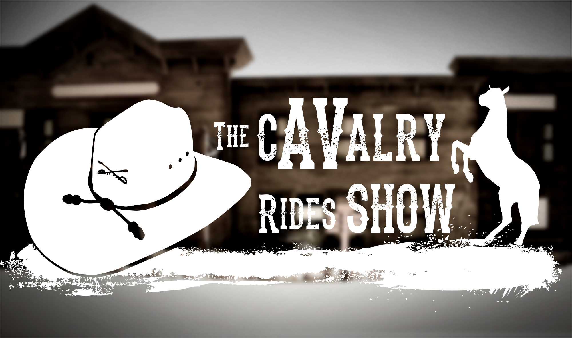 cAValry Rides – Episode 17: Loud, Uncut, Highly Inappropriate (And Our Wi-Fi Sucks)