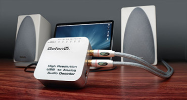 Review: Gefen High Resolution USB to Analog and Digital Audio Decoder