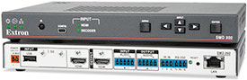 Extron Introduces New H.264 Streaming Media Player and Decoder