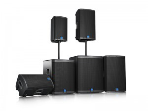 Turbosound Debuts iQ Series – World's First Acoustic Integration Loudspeakers