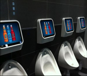 Captive Media Ltd Converts to BroadSign for Growing Washroom Digital Signage Network