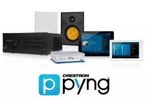 Super-Fast, Super-Simple Setup and Homeowner Adjustability Make Pyng Essential to Any Crestron Home