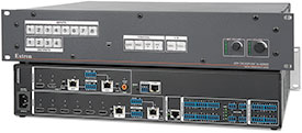 Extron Now Shipping New DTP CrossPoint 84 Presentation Matrix Switcher Model
