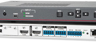 New Extron H.264 Media Player and Streaming Decoder Ships