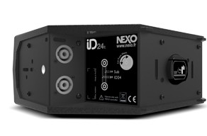 Yamaha NEXO ID Series Make InfoComm 2015 Appearance