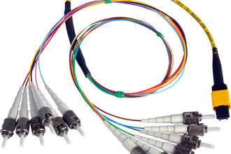New Multi-Fiber Fiber Optic Cables from Camplex Simplify Connections