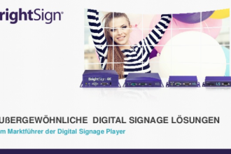 BrightSign: Advanced Digital Signage
