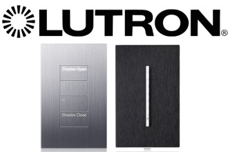 Lutron Extends its Family of Keypads, Dimmers and Accessories