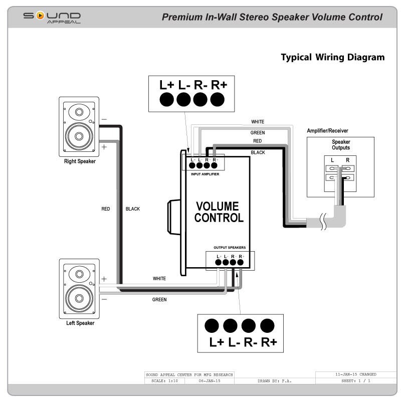 component speaker wiring diagram volume wiring diagram third levelvolume control to a speaker diagram simple wiring diagram woofer wiring diagram circuit diagram on outdoor