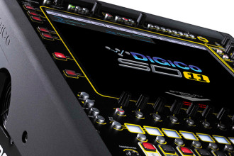 DiGiCo SD11 and SD11i Receive Stealth Core 2 Upgrade