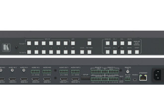 Kramer Launches VS-62HA, 6×2 4K Matrix Switcher