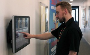 Digital Signage Provides Services Beyond Expectations for the University of Winchester