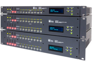 Meyer Sound Introduces Galileo GALAXY at InfoComm