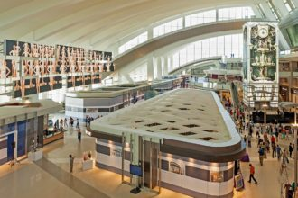 Top Five Unique Entertainment Innovations in Airport Technology