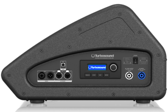 TURBOSOUND Ships Flagship FLASHLINE Monitors
