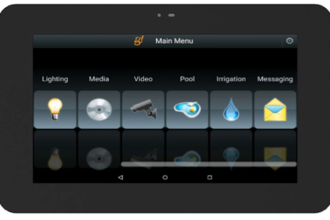 ELAN Intros New 12-Inch Touch Panel at CEDIA