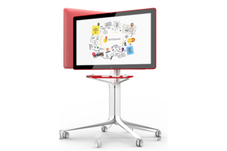 BenQ Gets Distribution Deal with Google's Collaboration Panel, Jamboard