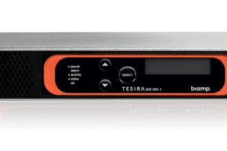 Biamp Systems Adds TesiraLUX Online Certification Training