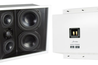 James Loudspeaker Introduces the FXA Series of Angled Baffled Architectural Loudspeakers