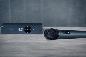 New Sennheiser XS Wireless Microphone Systems Debuts