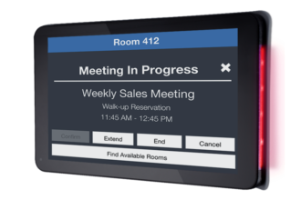 Visix Delivers Cost-Effective, Stand-Alone Room Management with New Connect Room Signs