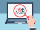 Yes, rAVe has a FREE Job Board