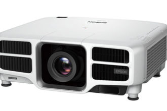 Epson Launches New Pro L-Series Laser Projectors at ISE