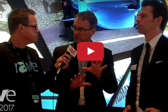 My Epson Interview at ISE