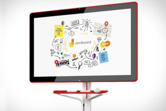 Advanced Partners with Google and BenQ to Distribute Google Jamboard in Canada