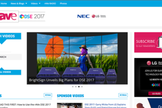 We're Back from DSE 2017 – The Largest Digital Signage Expo Ever