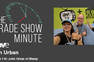 The Trade Show Minute — Episode 116: John Urban of Biamp