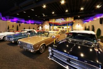 Custom-Built 'Drive-In' Movie Theater Takes Entertainment to the Next Level with ELAN