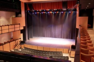 Bose Professional RoomMatch System Helps Tame the Sound in the Spencer Theater for the Performing Arts