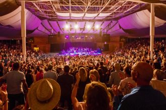 Alcons Audio Tames The Tent For Jazz Aspen Snowmass