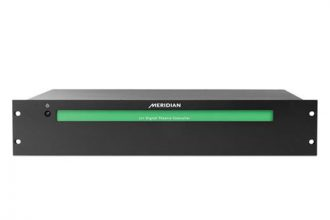Meridian Audio Launches 271 Theater Controller