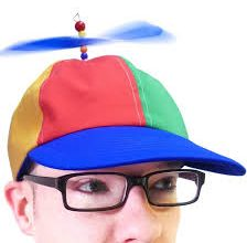 Leave Your Propeller Hat At Home