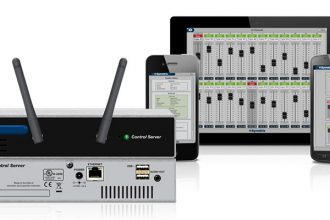 Symetrix Releases Control Server, USB Audio Card and Composer v5.6