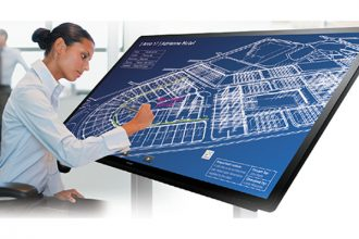 Sharp Debuts the 70″ PN-L705H 4K Resolution AQUOS BOARD