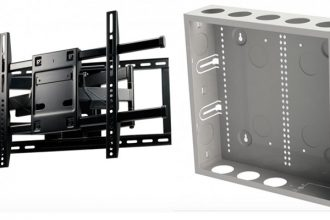 Metra Home Theater Group Debuts Structured Wiring Panels and TV Mounts