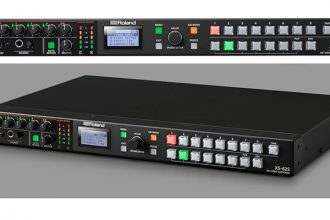 Roland Professional Ships the XS-62S Six-Channel Video Switcher and Audio Mixer