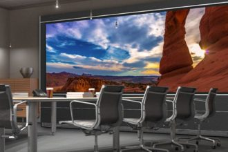Prysm Adds the LPD 6K, an Interactive Single Panel Large-Format Display