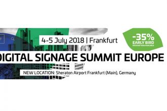 DSS Europe 2018 Set and Registration Opens