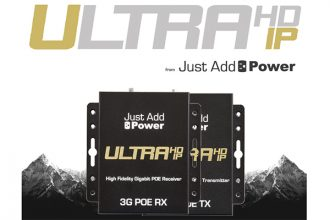 Just Add Power Pushes 4K Latency Spec to 16ms from Source to Screen