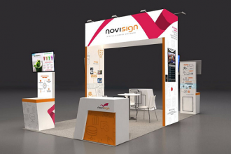 2018 InfoComm NoviSign Booth Preview