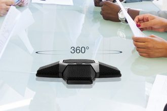MXL Debuts New AC-360-Z Web Conferencing Mic