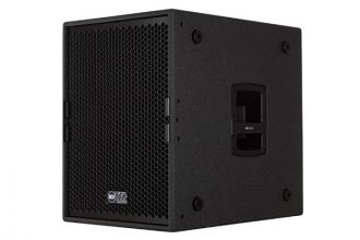 RCF Adds More Low Frequency to TT+ Theater and Touring Series with New TTS15-A and TTS18-A MK2