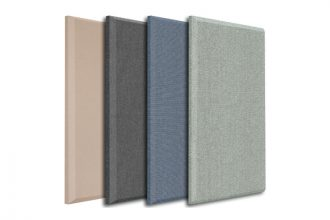 Auralex Debuts New Fabric Color Options of ProPanels