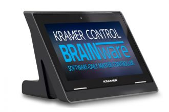 Kramer Adds to Control Offering with BRAINware